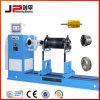 Jp Máquina equilibradora de la junta universal para la centrífuga, rodillo de goma, el cilindro de secado