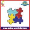 주문품 사기질 Pin 기장, 자폐증 핀 (HS-MP006)