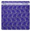 Alta qualità Elastic Floral Lace Fabric per Dresses (SYD-0038)