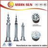 Conductor de ACSR (acero de aluminio del conductor reforzado)