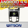 A9 Chipset 1080P 8g ROM WiFi 3GのインターネットDVR SupportとのKIA KoupのためのWitson Android 4.4 Car DVD