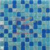 Темно-синий мозаика плитка для бассейна (ПСИ156)