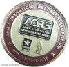 Souvenir personnalisé Challenge Coin avec Diamond Edge