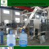 Planta de empacotamento engarrafada da máquina de enchimento da água de 5 galões plástico vazio