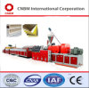 2014 heet Sell pvc WPC Production Line met CE/ISO/BV