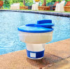 Swimming pliant Pool Chemical Dispenser pour Tablets Floating Chemical Feeder