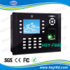El control de acceso de huella dactilar y la hora del dispositivo de asistencia con la cámara