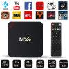 Mx9 Androïde OS 1GB RAM+8 van de Kern van de Vierling van het Vakje S905X van TV Androïde 6.0 GB- ROM die het Vakje van TV van Media Player 4K stromen