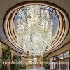 Personalizzare la decorazione dell'hotel che illumina il lampadario a bracci di cristallo