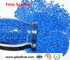 De Blauwe Kleur Masterbatch van korrels/van Korrels voor Plastic Toebehoren