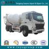 Sinotruk HOWO A7 6X4 구체 펌프 믹서 트럭