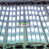 Luz Lateral de Alimentação Alta 24V LED Fita de injecção