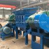 De sterke Ontvezelmachine van 2 Schacht, de Machine van het Recycling van de Band van het Industrieafval