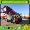 Sany Stc500は50トン2010年秒針ユーロIIIが付いているトラックによって取付けられたクレーンを使用した