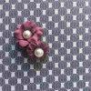 Polyester-heißes Verkaufs-Ineinander greifen-Spitze-Gewebe für Kleid/Kleid