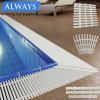 A buon mercato personalizzare la grata di plastica stridente di overflow della piscina del coperchio dello scolo della griglia di griglia della fontana della STAZIONE TERMALE