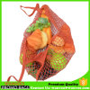 純粋な綿の純袋の網のトートバック