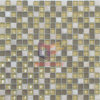 Crystal giallo con Yellow Yonx Marble Mosaic (CS189)