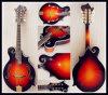 Guitarra mandolim com a madeira maciça (YZ-10HS)