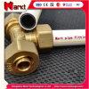3 Zeilen PET-Al-PET Kolben-Schweißens-Rohr für Gas