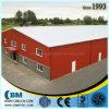 Steel chiaro Prefabricated Warehouse con Slope Roof