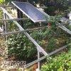 지상 알루미늄 태양 설치 시스템을%s 알루미늄 C 채널