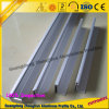 Bâti en aluminium de profil d'extrusion pour le panneau solaire