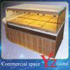 ケーキの飾り戸棚(YZ161010)の食器棚の木製のキャビネットのベーキングキャビネットのケーキのショーケースのペストリーのショーケースのパンの飾り戸棚のパン屋の飾り戸棚