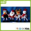Brinquedo de Plush&Stuffed do Natal do cão dos produtos do animal de estimação