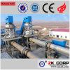 Horno rotatorio con el certificado de la ISO para el cemento, cal, dolomía