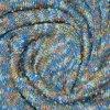 Polyester 480GSM AcrylLurex fantastisches Gewebe