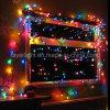 Cadena de Navidad decoración de la cámara de luz LED