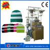 Única máquina de confeção de malhas de Jersey para fazer o chapéu do Beanie