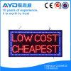 Energía del ahorro del rectángulo de Hidly que hace publicidad de la muestra del LED