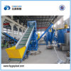 Nueva tecnología de la máquina de reciclaje de lavado de botellas de plástico