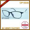Glaces optiques de bâti simple chaud de vente (OP15030)