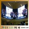 Muestra a todo color publicitaria de interior de la visualización video de HD P4 LED