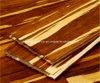 Conception en bambou de tigre de plancher