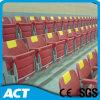 Extremidad plástica superventas encima del asiento de plegamiento de la silla para el estadio