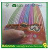 Papel chispeante multi adhesivo del brillo del color DIY del libro de recuerdos al por mayor