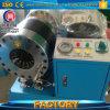 高性能の油圧ホースのひだが付く機械か電池のひだ付け装置