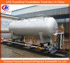 Het Benzinestation van LPG met Gehele Vastgestelde Toebehoren