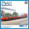 De op zwaar werk berekende Aanhangwagens van Lowbed van het Vervoer van de Apparatuur Speciale Semi, rangschikken Facultatief
