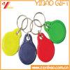 Чисто ABS Keychain цвета для выдвиженческого подарка