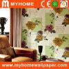 Documentos de la pared de PVC de hermoso diseño para la decoración interior
