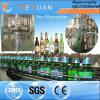 Automatischer linearer Typ kleine Bier-Füllmaschine-Zeile