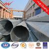69kv 2016 обработало Филиппиныы 35FT гальванизированное стальное трубчатое Поляк