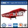 Cimc 3 мост автомобильный транспорт полу грузового прицепа Полуприцепе