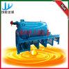 Filtro de petróleo horizontal móvel da farinha fóssil