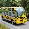 Omnibus de lanzadera de visita turístico de excursión eléctrico del coche de 14 Seater (DN-14)